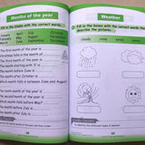 Singapore learning English Kindergarten primary school English exercise book (9 volumes)