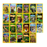 National Geographic Kids Level1 25 volumes