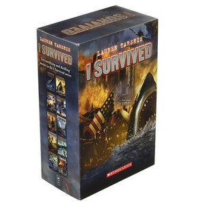 I Survived: Ten Thrilling Stories Boxed Set (10 books)