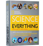 National Geographic Science of Everything: How Things Work in Our World【Hardcover 】