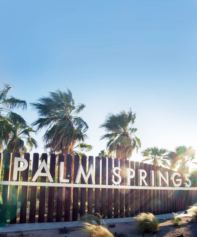 Rain, Rain, Go Away, Time for a Palm Springs Getaway!