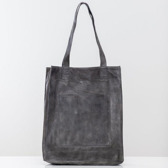 Margie Tote in Charcoal