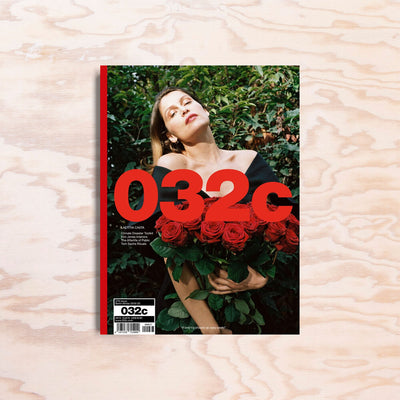 032c – Issue 37 - Print Matters!