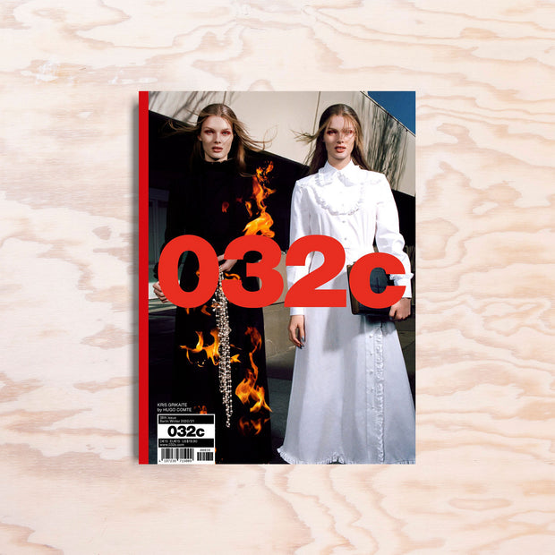032c – Issue 38 - Print Matters!