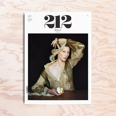 212 – Issue 8 - Print Matters!