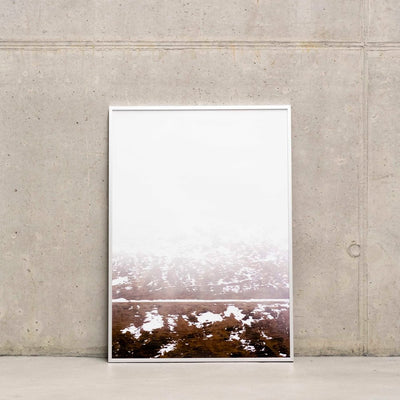 Snow and Fog #1 - Print Matters!