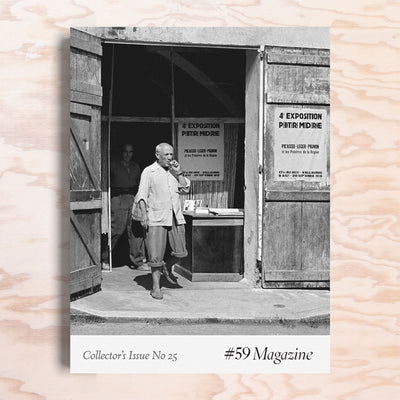 #59 Magazine – Issue 25 - Print Matters!