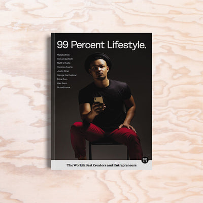 99 Percent Lifestyle – Issue 5