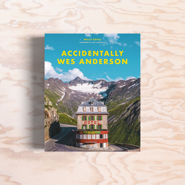 Accidentally Wes Anderson - Print Matters!