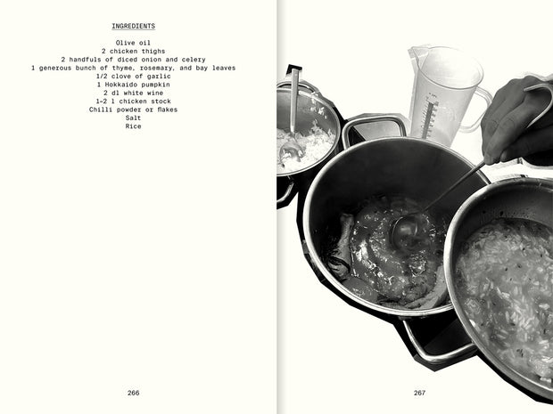 All The Stuff We Cooked: 49 recipes - Print Matters!
