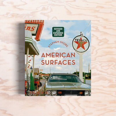American Surfaces: Stephen Shore - Print Matters!