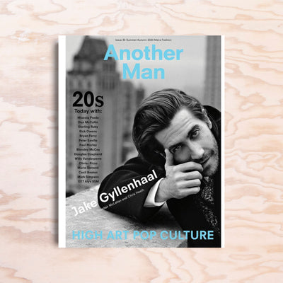 Another Man – Issue 30 - Print Matters!