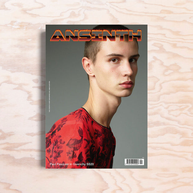 Ansinth – Issue 4