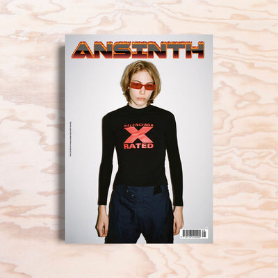 Ansinth – Issue 5 - Print Matters!
