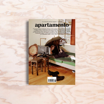 Apartamento – Issue 25