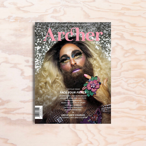 Archer – Issue 12