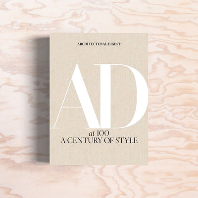Architectural Digest at 100 - Print Matters!