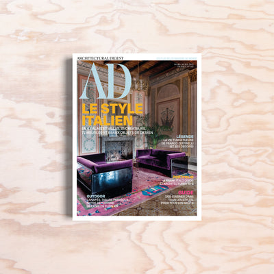 AD Architectural Digest France Mars/Avril 2021 - Print Matters!