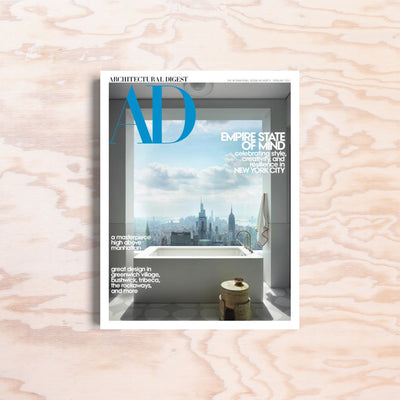 AD Architectural Digest USA Feb. 2021