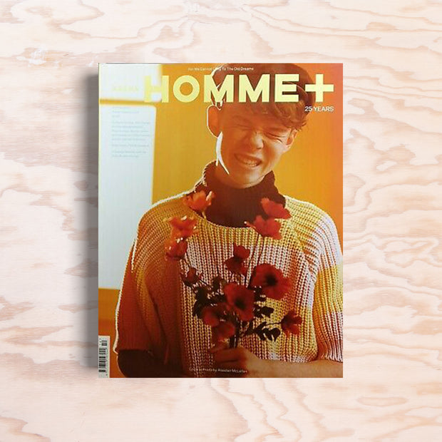 Arena Homme + – Issue 52 - Print Matters!