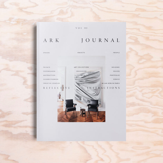Ark Journal – Issue 3 - Print Matters!