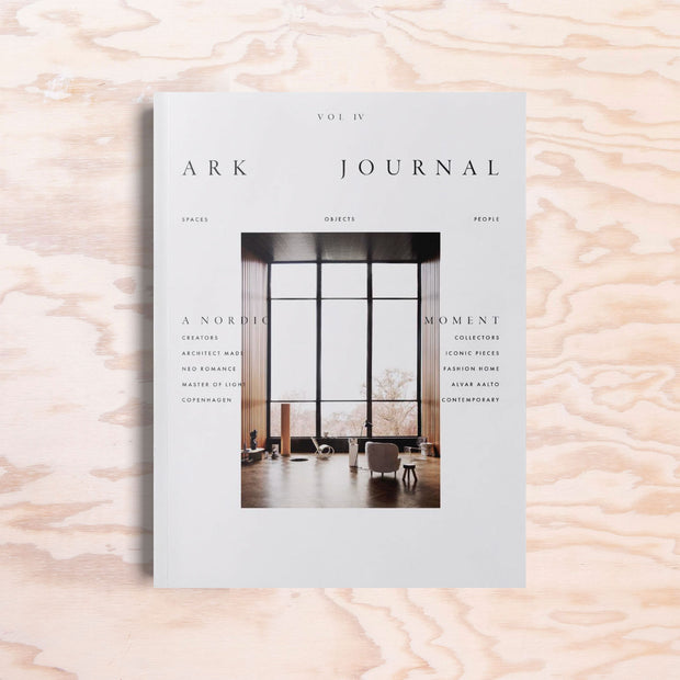 Ark Journal – Issue 4 - Print Matters!