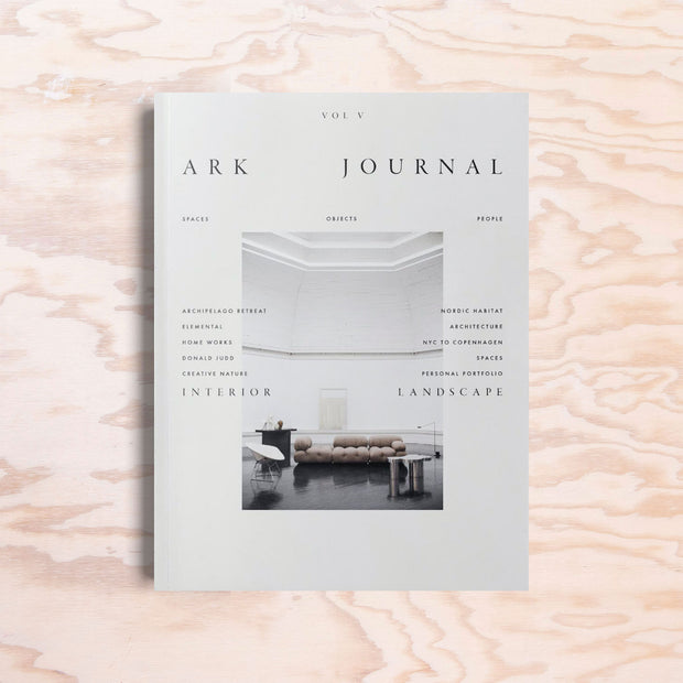 Ark Journal – Issue 5 - Print Matters!