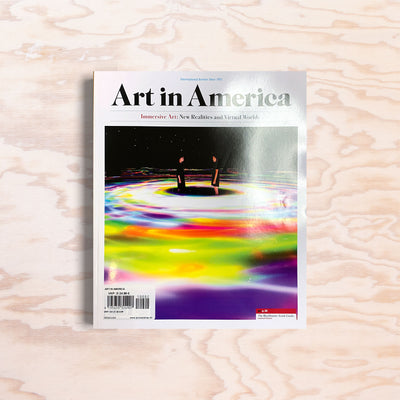Art in America – January/February 2021 - Print Matters!
