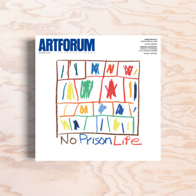 Artforum – Vol. 59, No.1 - Print Matters!