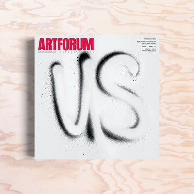 Artforum – Vol. 59, No.2 - Print Matters!