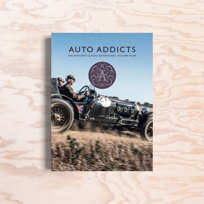 Auto Addicts – Issue 4 - Print Matters!