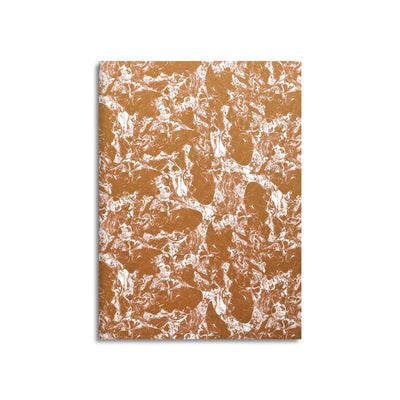 Glacier-Edition copper N° 1 – Notebook