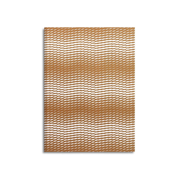 Wave-Edition N° 3 copper – Notebook - Print Matters!