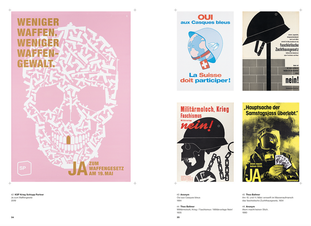 Swiss Posters for Democracy - Print Matters!
