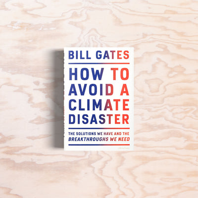 How to Avoid a Climate Disaster - Print Matters!