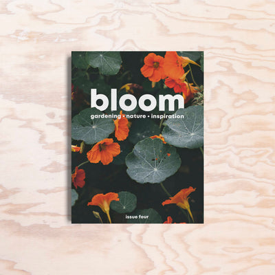 Bloom – Issue 4 - Print Matters!