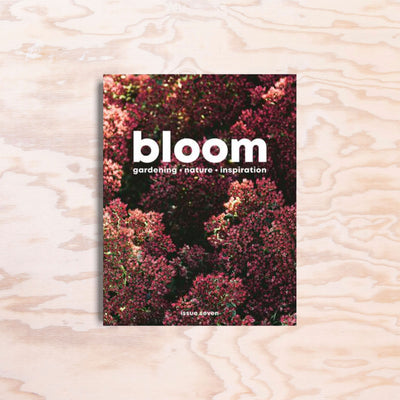 Bloom – Issue 7 - Print Matters!