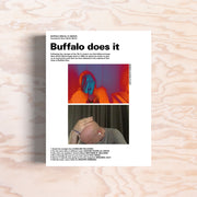 Buffalo Zine – Issue 12 - Print Matters!