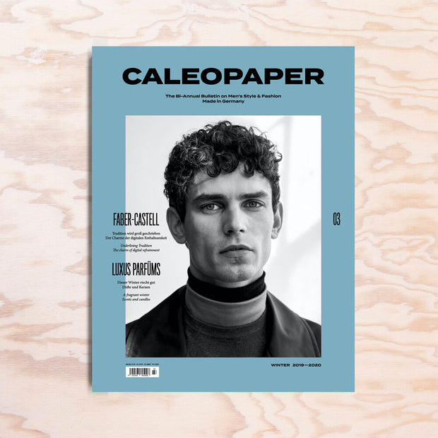 Caleopaper – Issue 3