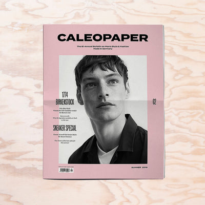 Caleopaper – Issue 2 - Print Matters!