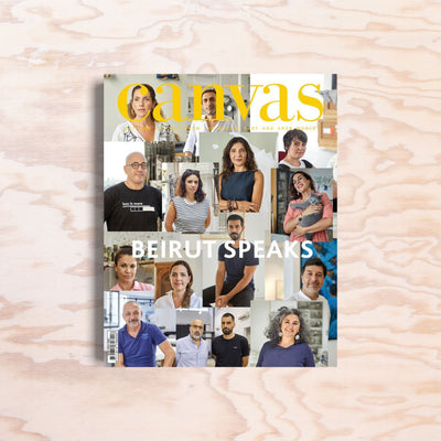 Canvas – Issue 94 - Print Matters!
