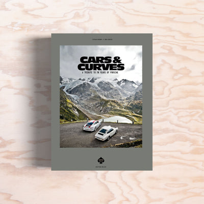 Cars & Curves: A Tribute to 70 Years of Porsche - Print Matters!