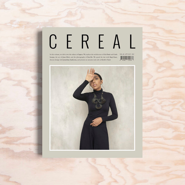 Cereal – Issue 18 - Print Matters!