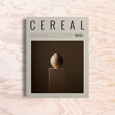 Cereal – Issue 19 - Print Matters!