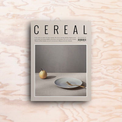 Cereal – Issue 17 - Print Matters!