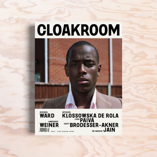 Cloakroom – Issue 3 - Print Matters!