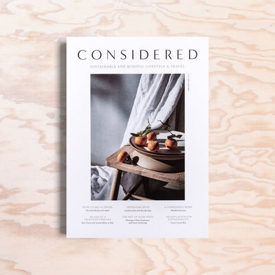 Considered – Issue 2 - Print Matters!