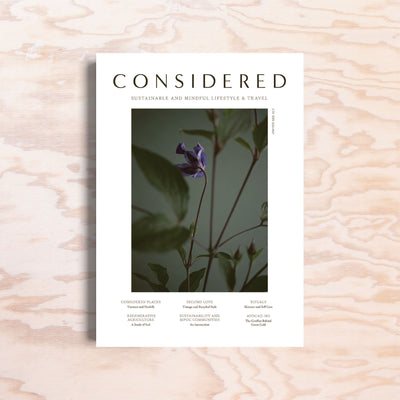 Considered – Issue 3 - Print Matters!