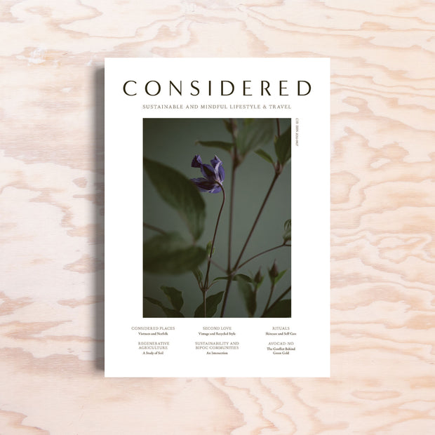 Considered – Issue 3