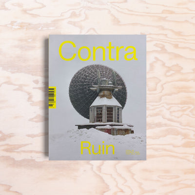 Contra – Issue 3 - Print Matters!